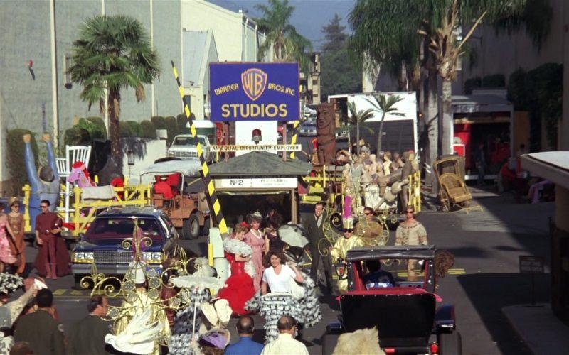 Warner Bros. Studios in Pee-wee's Big Adventure (1)