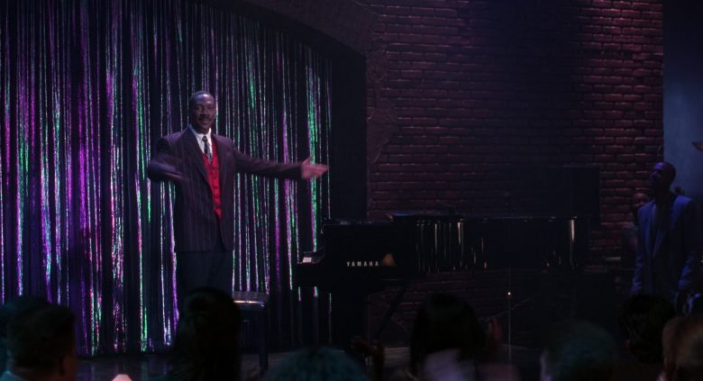 Yamaha Piano in The Nutty Professor (1996)