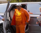Adidas Orange Tracksuit and Tee Outfit in On My Block S03E06 (2)