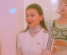Adidas White Tee For Women in Followers S01E04 Flaming (1)