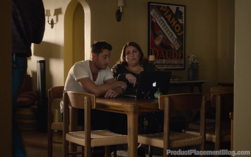 Apple MacBook Laptop Used by Justin Hartley & Chrissy Metz in This Is Us S04E16 (1)