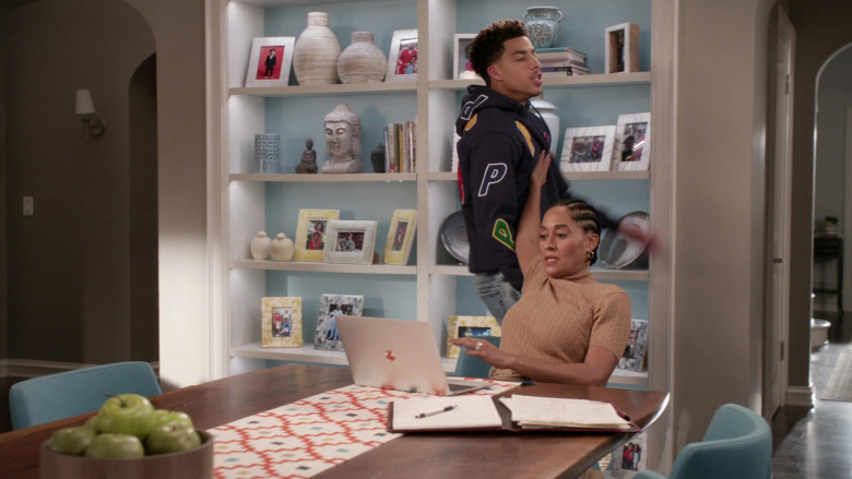Apple MacBook Laptop Used by Tracee Ellis Ross in Black-ish S06E19