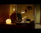 Apple iMac Orange All-In-One PC Used by Britt Robertson as Melissa Lynn Henning-Camp in I Still Believe (1)