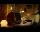 Apple iMac Orange All-In-One PC Used by Britt Robertson as Melissa Lynn Henning-Camp in I Still Believe (2)