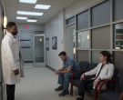 Asics Sneakers Worn by Ryan Eggold as Dr. Max Goodwin in New Amsterdam S02E16 (1)