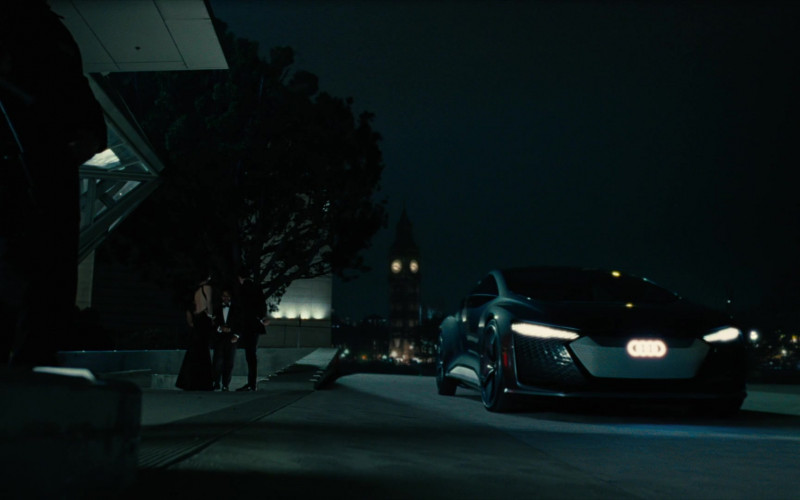 Audi Car in Westworld S03E01 Parce Domine (3)