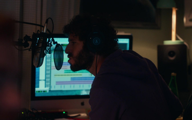 Audio-Technica Headphones Used by Dave Burd in Dave S01E04