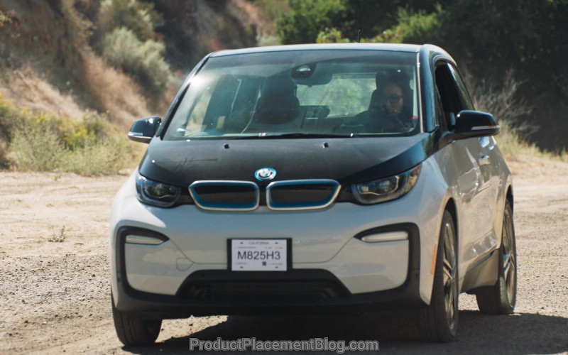 "BMW I3 Cars in Better Things S04E02 ""She's Fifty"" (4)"