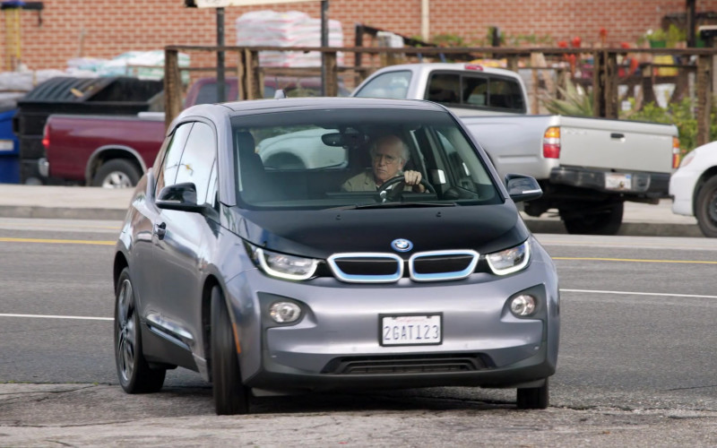 BMW I3 Driven by Larry David in Curb Your Enthusiasm S10E10 (1)