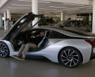 BMW i8 Sports Car in Curb Your Enthusiasm S10E09 (5)