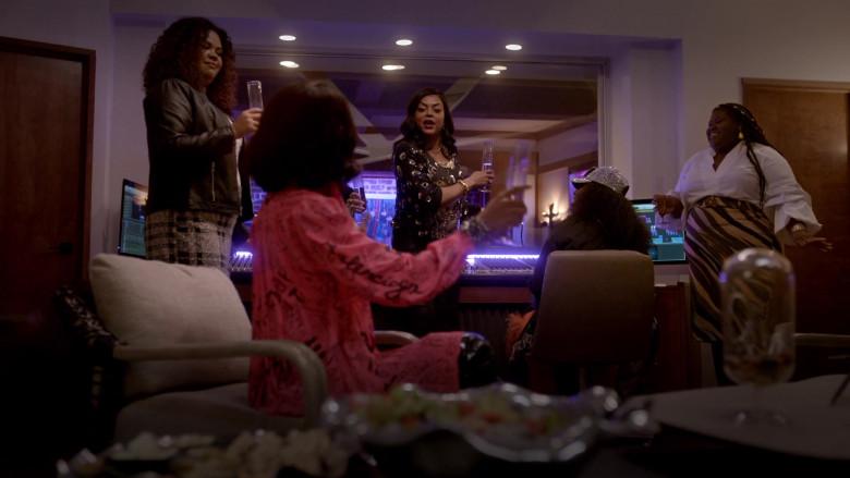 Balenciaga Pink Dress in Empire S06E14 (1)