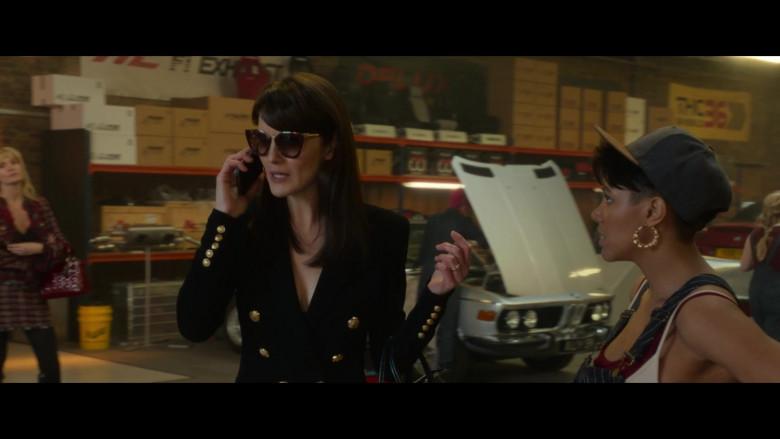 Balmain Blazer Worn by Michelle Dockery in The Gentlemen (2)