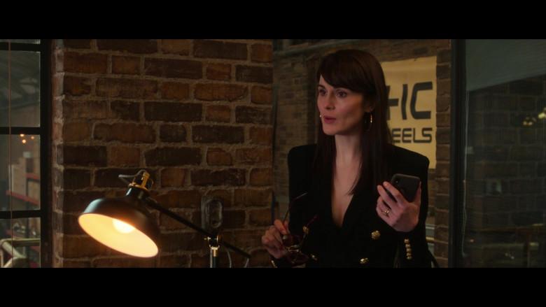 Balmain Blazer Worn by Michelle Dockery in The Gentlemen (3)