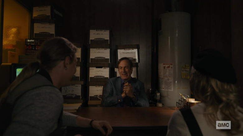 Bankers Boxes Used by Bob Odenkirk in Better Call Saul S05E06 (1)