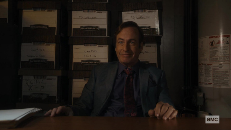 Bankers Boxes Used by Bob Odenkirk in Better Call Saul S05E06 (2)