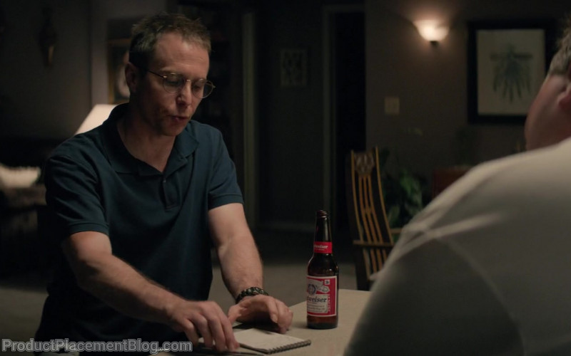 Budweiser Beer Enjoyed by Sam Rockwell as Watson Bryant in Richard Jewell