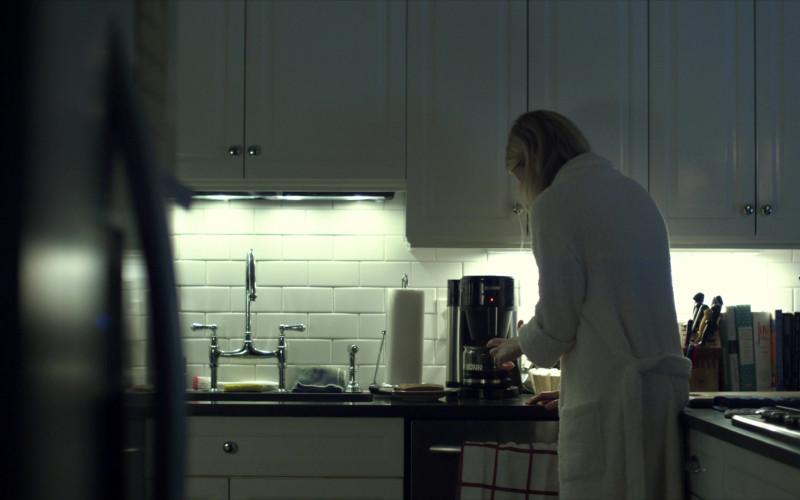 Bunn Coffee Machine Used by Gwyneth Paltrow as Beth Emhoff in Contagion (2011)