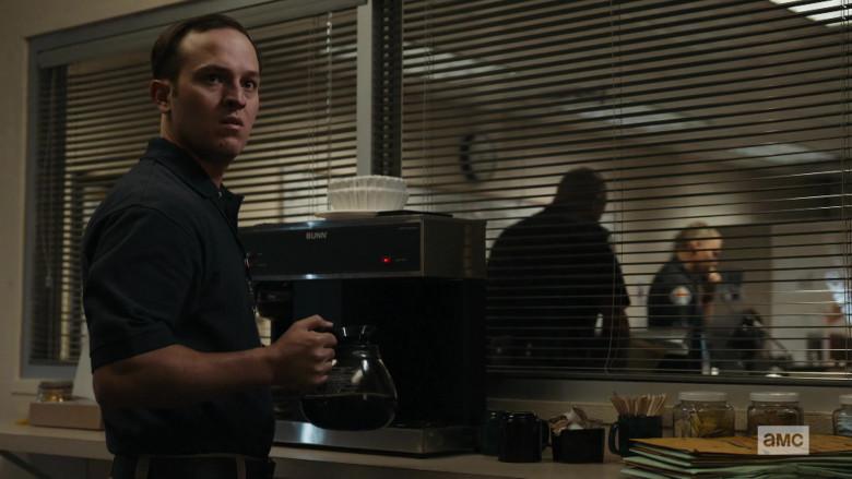 Bunn Coffee Machine in Better Call Saul S05E06