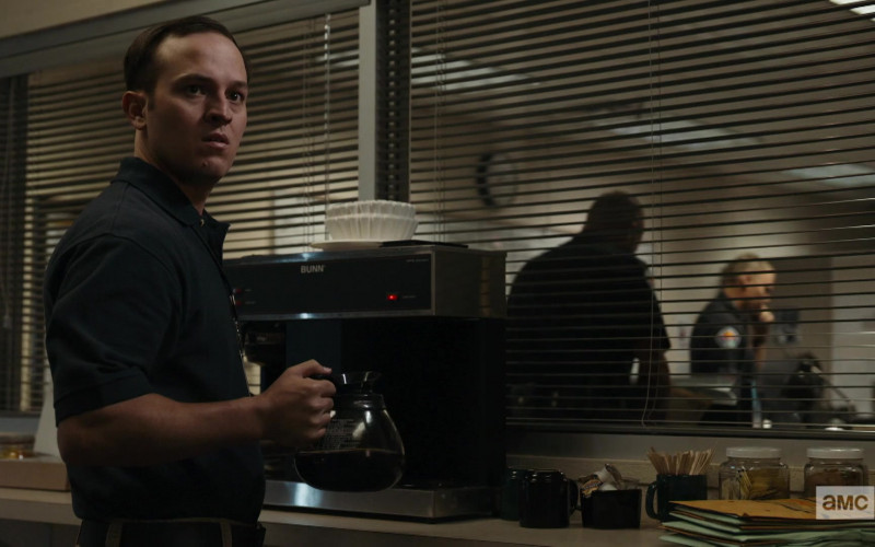 Bunn Coffee Machine in Better Call Saul S05E06