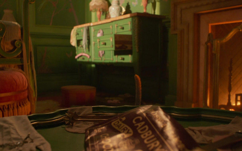 Cadbury Dairy Milk Chocolate in Cats (2019)