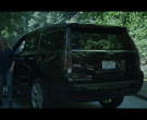 Cadillac Escalade Black SUV Driven by Laura Linney as Wendy Byrde in Ozark S03E03 (2)