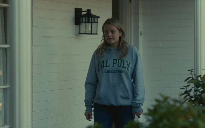 Cal Poly Architecture Sweatshirt Worn by Elisabeth Moss in The Invisible Man (2020)