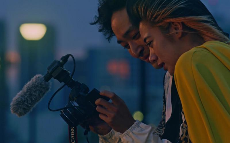 Canon Camera in Followers S01E06 Freeze