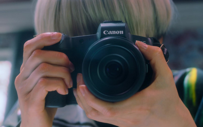 Canon Photography Camera in Followers S01E08 Reboot (2020)