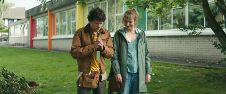 Carhartt Jacket Worn by Jesse Eisenberg as Tom in Vivarium (1)