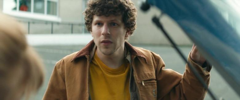 Carhartt Jacket Worn by Jesse Eisenberg as Tom in Vivarium (2)