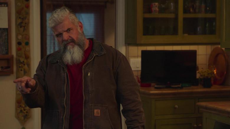 Carhartt Men's Jacket in Better Things S04E05 (2)