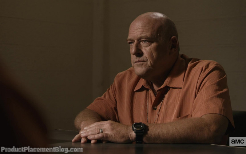 Casio G-Shock Watch Worn by Dean Norris as Hank Schrader in Better Call Saul S05E03 (1)
