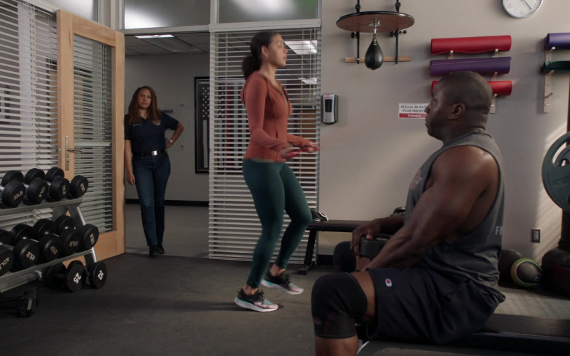 Champion Shorts For Men in Station 19 S03E10 (1)