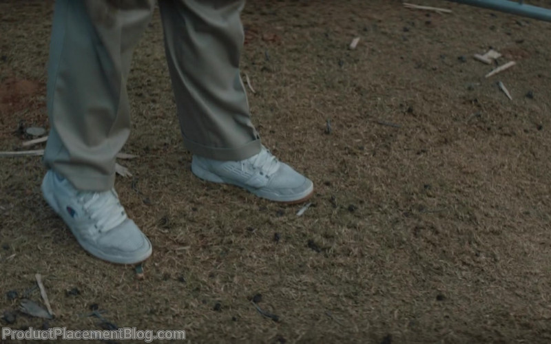 Champion Sneakers Worn by Paul Walter Hauser as Richard Jewell in Richard Jewell