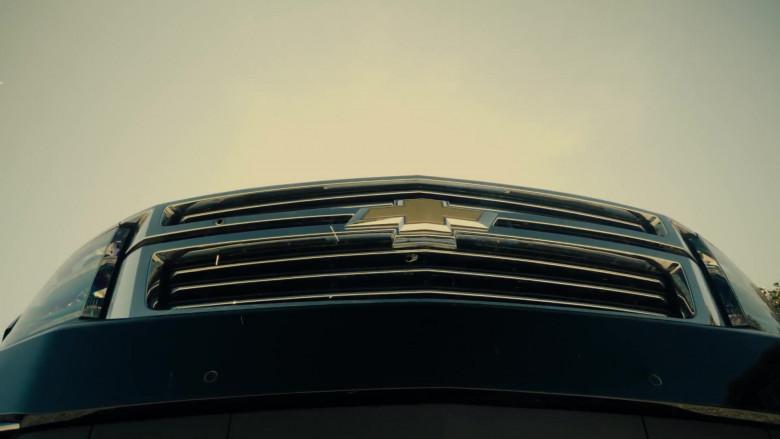 Chevrolet Suburban in Deputy S01E13 (2)