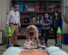 Crayola Crayon Tubes with Building Blocks in Superstore S05E...