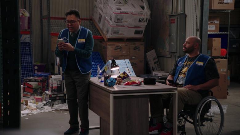 Cuisinart in Superstore S05E19 Carol's Back (2020)
