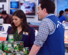 Del Monte Foods Sweet Peas in Superstore S05E18 Playdate (...