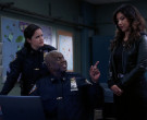 Dell Laptop Used by Andre Braugher as Raymond Holt in Brooklyn Nine-Nine S07E07 (1)