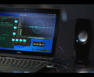 Dell Laptop and Insignia Speakers in Spenser Confidential (2...
