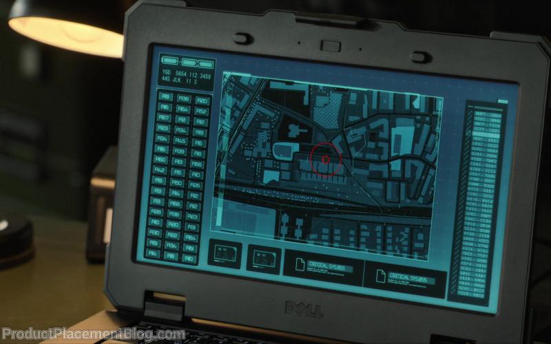Dell Laptop in Strike Back S08E04 (3)