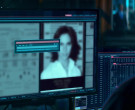 Dell Monitor Used by Will Smith as Detective Lieutenant Mich...