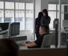 Dell Monitor in Awkwafina Is Nora from Queens S01E10 China...