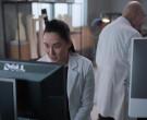 Dell Monitor in New Amsterdam S02E17 (1)