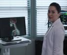 Dell Monitor in New Amsterdam S02E17 (2)