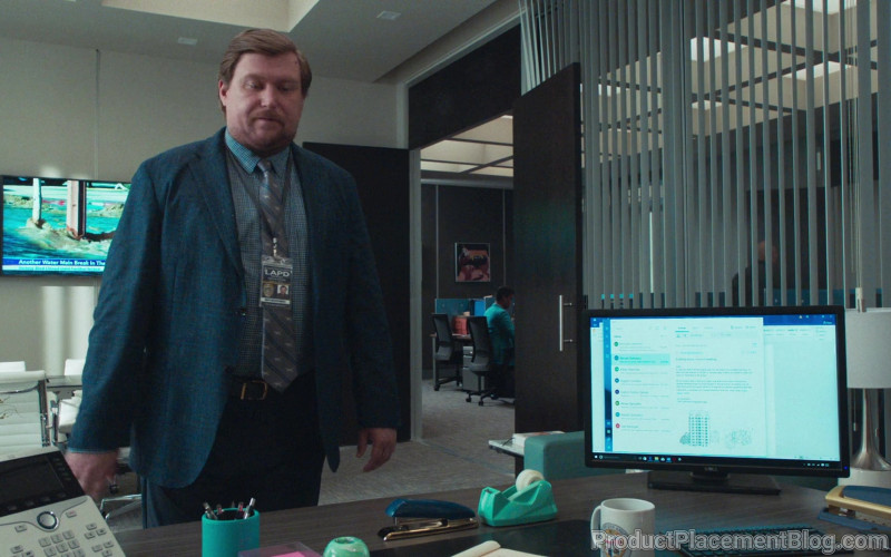 Dell Monitor in Tommy S01E04 19 Hour Day