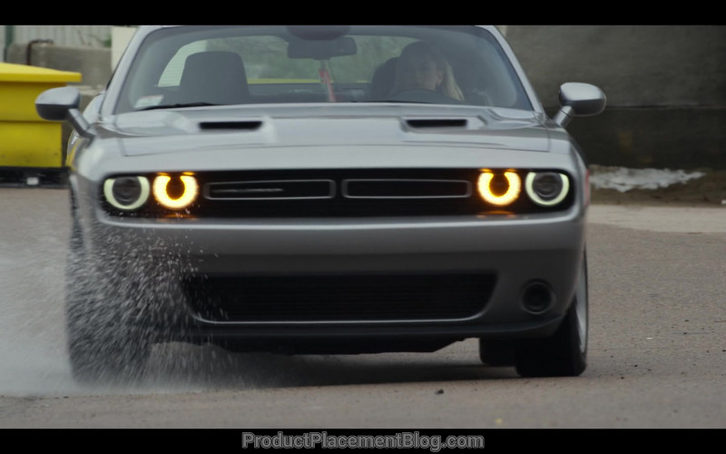Dodge Challenger Car in Spenser Confidential (2)