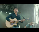 Epiphone Guitar Used by KJ Apa as Jeremy Camp in I Still Believe (3)