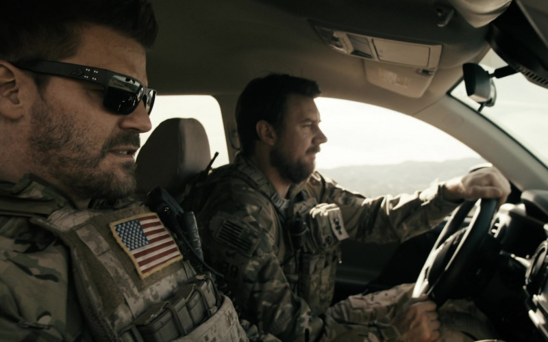 Gatorz Eyewear Magnum Model Sunglasses Worn by David Boreanaz in SEAL Team S03E15 (1)