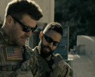 Gatorz Eyewear Magnum Model Sunglasses Worn by David Boreanaz in SEAL Team S03E15 (2)